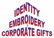 Identity Embroidery & Corporate Gifts Logo